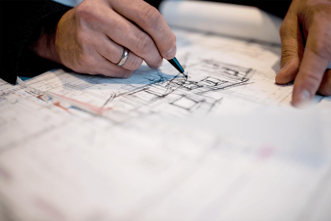 7. Baugenehmigungsplanung