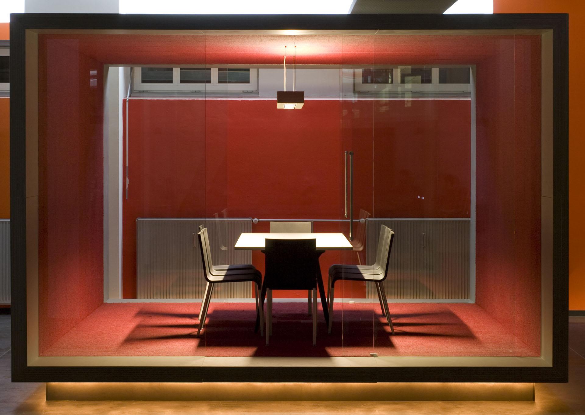 Innenarchitektur – Denkwerk in Köln   Duda Architekten