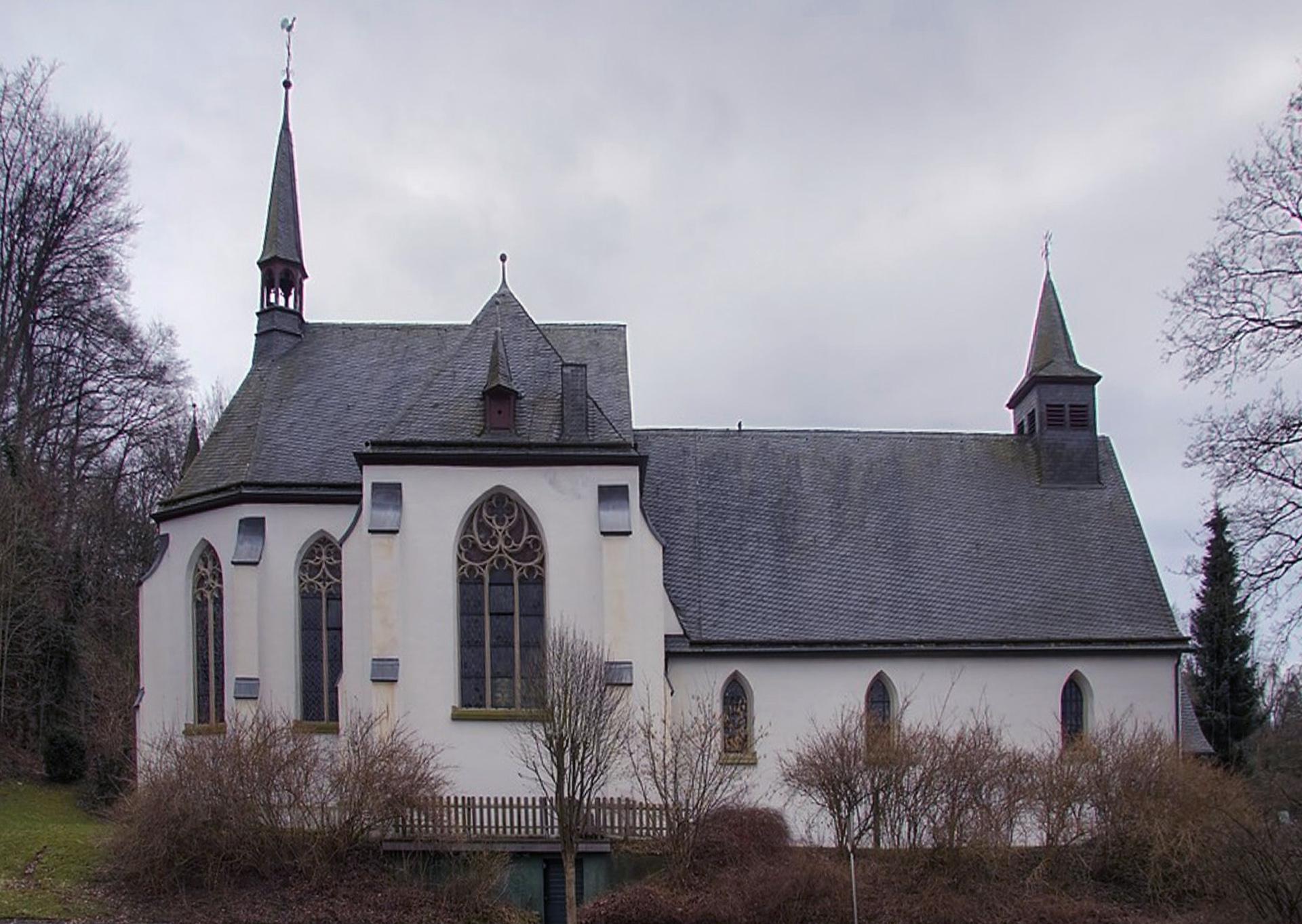 Kirche St. Johannes der Täufer