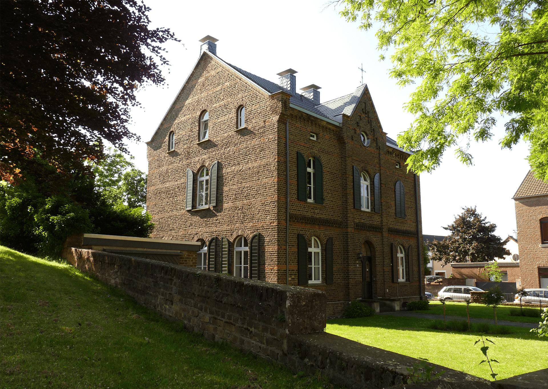 Pfarrhaus St. Gervasius und Protasius